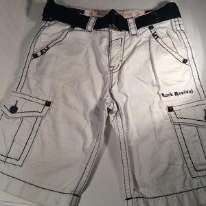 Men's Rock Revival Shorts Size 32/24